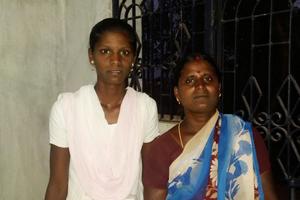 College Fees for Jothilakshmi